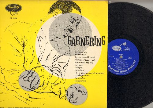 Garner, Erroll - Garnering: Deep Purple, Lazy River, Jitterbug Waltz, Scatterbrain (vinyl MONO LP record) - EX8/VG7 - LP Records