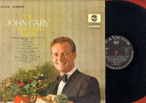 Gary, John - The John Gary Christmas Album: The Christmas Song, Winter Wonderland, White Christmas, I'll Be Home For Christmas (vinyl STEREO LP record, German Pressing) - EX8/EX8 - LP Records