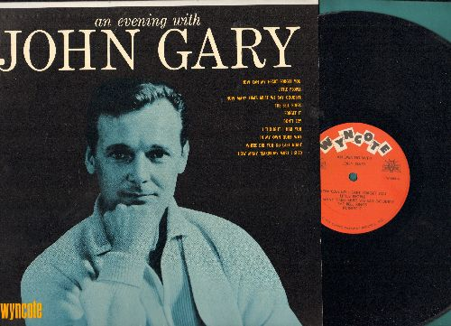 Gary, John - An Evening With John Gary: How Many Teardrops Must I Shed, In My Own Quiet Way, The Bell Rings, How Can My Heart Forget You, Little People (vinyl MONO LP record) - NM9/NM9 - LP Records