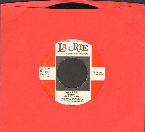 Gerry & The Pacemakers - La La La/Without You (bb) - NM9/ - 45 rpm Records