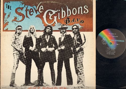 Gibbons, Steve Band - Take Me Home: Johnny Cool, Rollin', Spark Of Love, Standing On The Bridge, Natural Thing, Speed Kills, Strange World, Sweetheart (Vinyl LP Record) - NM9/EX8 - LP Records
