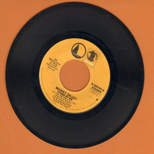 Gilley, Mickey - Stand By Me/Cotton Eyed Joe (double-hit re-issue) - EX8/ - 45 rpm Records