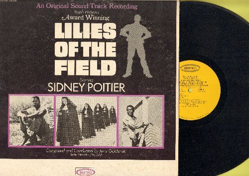 Lilies Of The Field - Lilies Of The Field - Original Motion Picture Sound Track, includes the hit -Amen- (vinyl MONO LP record) - EX8/VG7 - LP Records