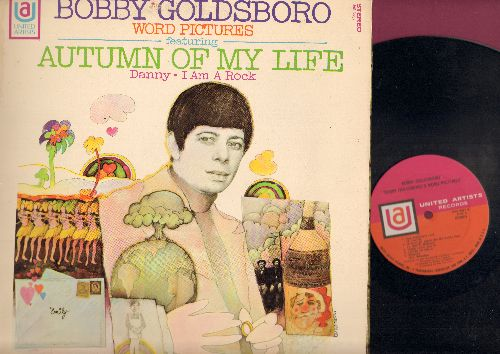 Goldsboro, Bobby - Word Pictures: Autumn Of My Life, The World Beyond, Danny, Look Around You (It's Christmas Time), Dissatisfied Man, I Am A Rock, The Straight Life, If You Go Away (Ne Me Quitte Pas), Hard Luck Joe, Letter To Emily, Maggie (Vinyl Gatefol