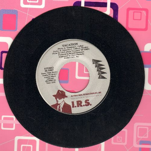 Go-Go's - Vacation/Beatnik Beach - NM9/ - 45 rpm Records