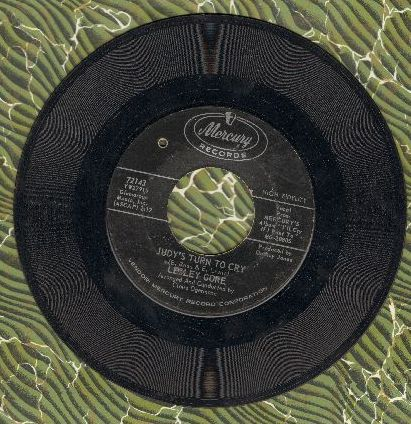 Gore, Lesley - Judy's Turn To Cry/Just Let Me Cry (bb) - EX8/ - 45 rpm Records