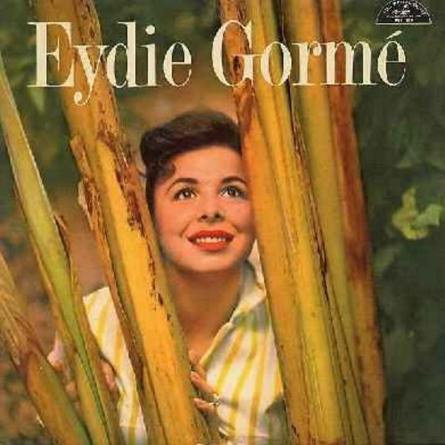 Gorme, Eydie - Eydie Gorme: I'll Take Romance, Too Close For Comfort, Be Careful It's My Heart, Saturday Night Is The Loneliest Night Of The Week (vinyl MONO LP record) - EX8/EX8 - LP Records