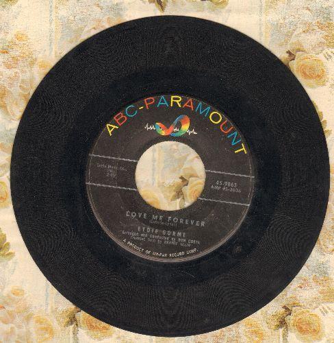 Gorme, Eydie - Love Me Forever/Let Me Be Loved  - VG7/ - 45 rpm Records