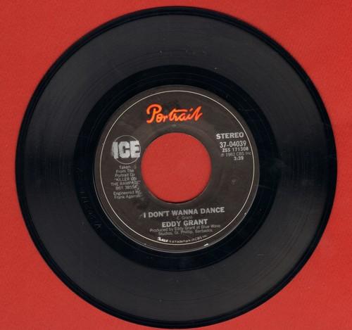 Grant, Eddy - I Don't Wanna Dance - NM9/ - 45 rpm Records