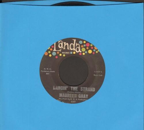Gray, Maureen - Dancin' The Strand/Oh My - VG7/ - 45 rpm Records