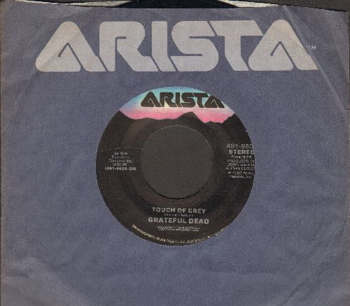Grateful Dead - Touch Of Grey/My Brother Esau (with Arista company sleeve) - EX8/ - 45 rpm Records