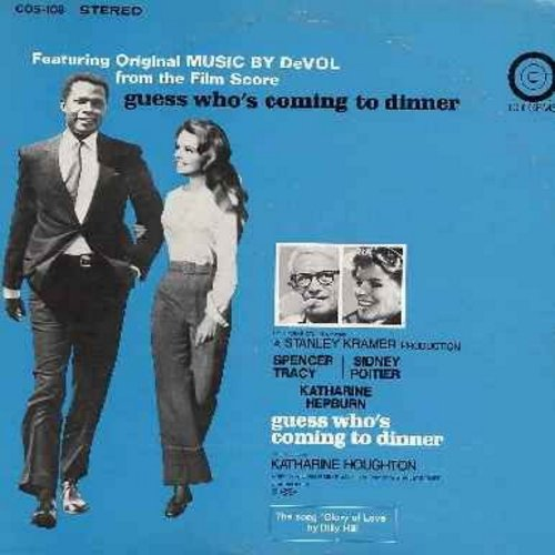 Guess Who's Coming To Dinner - Guess Who's Coming To Dinner - Original Motion Picture Sound Track, includes the vocal Love Theme