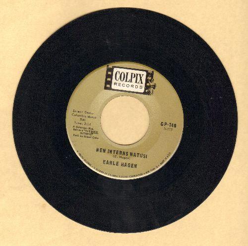 Hagen, Earle - New Interns Watusi/Nancy's Theme - EX8/ - 45 rpm Records