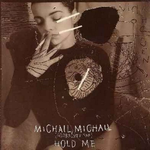 Hagen, Nina - Michail, Michail (Gorbachev Rap) (5:03 minutes)/Hold Me (4:29 minutes)/Ave Maria (5:24 minutes) (12 inch Maxi Single with picture cover, German Pressing) - M10/EX8 - Maxi Singles