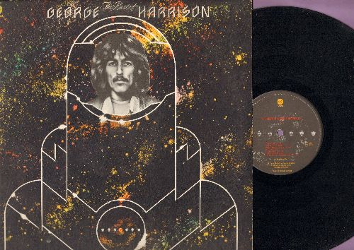 Harrison, George - Best Of: Something, Here Comes The Sun, Taxman, My Sweet Lord, Dark Horse, Give Me Love (Give Me Peace On Earth) (vinyl STEREO LP record) - EX8/EX8 - LP Records