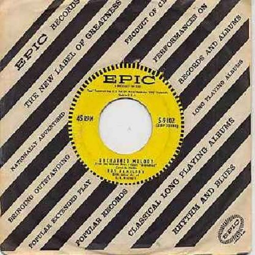Hamilton, Roy - Unchained Melody/From Here To Eternity (with vintage Epic company sleeve) - EX8/ - 45 rpm Records
