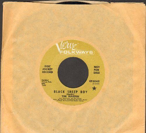 Hardin, Tim - Black Sheep Boy/Misty Roses (DJ advance pressing) - EX8/ - 45 rpm Records