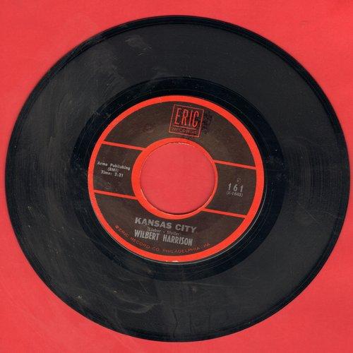 Harrison, Wilbert - Kansas City/Listen, My Darling (1970s re-issue) - M10/ - 45 rpm Records
