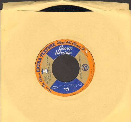 Harrison, George - You/World Of Stone - VG7/ - 45 rpm Records