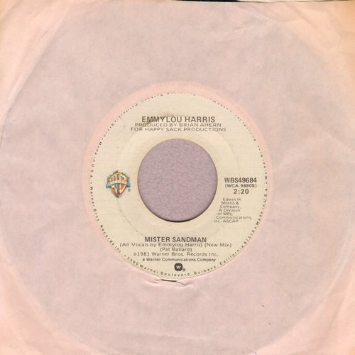 Harrison, George - Give Me Love (Give Me Peace On Earth)/Miss O'Dell - EX8/ - 45 rpm Records