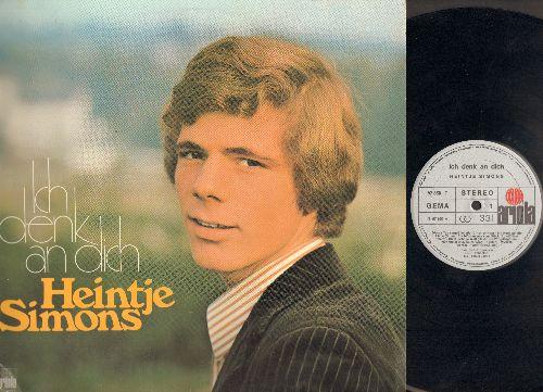 Heintje - Ich sing' ein Lied fur dich: Heidschi Bumbeidschi, Kleine Kinder - kleine Sorgen, Kommt ein Vogel geflogen, Scheiden tut weh (vinyl STEREO LP record, German Pressing, sung in German) - NM9/EX8 - LP Records