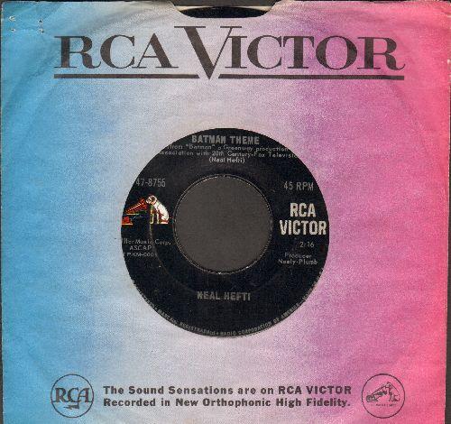 Hefti, Neal & His Orchestra - Bathtub - Saturday Night/Voila! - M10/ - 45 rpm Records
