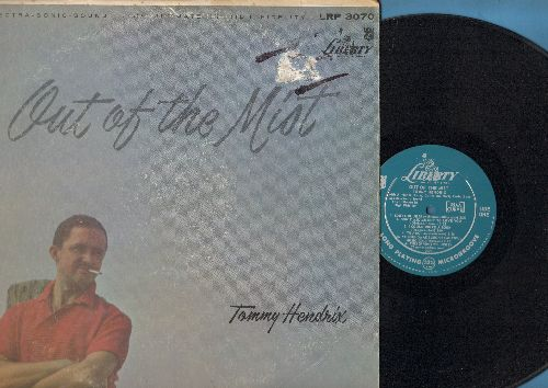 Hendrix, Tommy - Out Of The Mist: Sorta Blue, We Could Make Such Beautiful Music, My Baby Just Cares For Me, Here's To My Lady (vinyl MONO LP record) - NM9/VG6 - LP Records