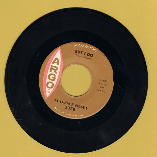 Henry, Clarence - But I Do/Just My Baby And Me - NM9/ - 45 rpm Records