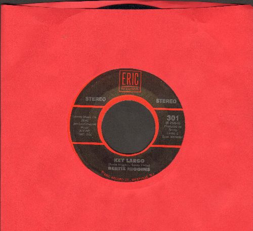 Higgins, Bertie - Key Largo/Just Amother Day In Paradise (double-hit re-issue) - EX8/ - 45 rpm Records