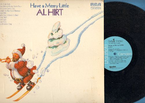 Hirt, Al - Have A Merry Little: Nutty Jingle Bells, I Saw Mommy Kissing Santa Claus, Sleigh Ride, The Christmas Song (vinyl STEREO LP record) - EX8/EX8 - LP Records