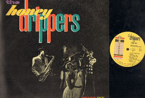 Honey Drippers - The Honey Drippers: Sea Of Love, I get A Thrill, Young Boy Blues (vinyl LP record, SEALED, never opened!) - EX8/EX8 - LP Records