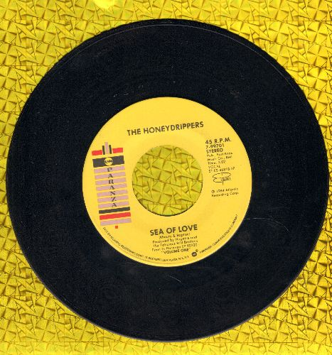 Honey Drippers - Sea Of Love/Rockin' At Midnight  - EX8/ - 45 rpm Records