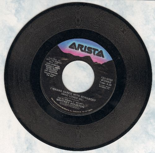 Houston, Whitney - I Wanna Dance With Somebody/Moment Of Truth - EX8/ - 45 rpm Records