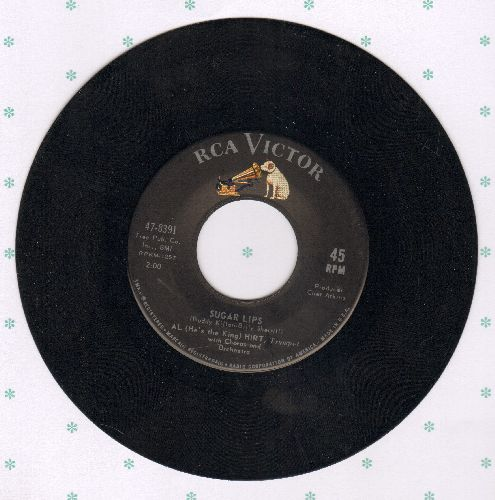 Hirt, Al - Sugar Lips/Poopee Brisee - NM9/ - 45 rpm Records
