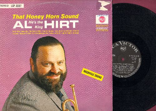 Hirt, Al - That Honey Horn Sound: Fancy Pants, Danny Boy, Over The Rainbow, Fiddler On The Roof, Butterball (vinyl STEREO LP record, German Pressing) - NM9/VG7 - LP Records