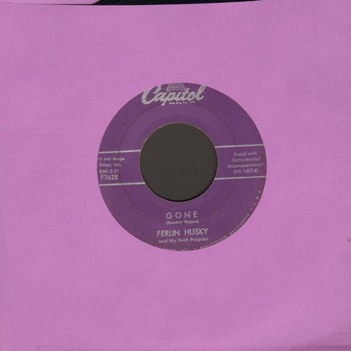 Husky, Ferlin - Gone/Missing Persons - EX8/ - 45 rpm Records
