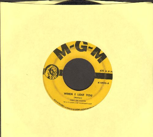 Hunter, Ivory Joe - When I Lost You/You Lied - VG6/ - 45 rpm Records