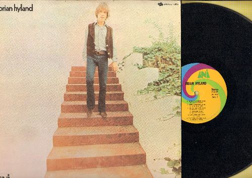 Hyland, Brian - Brian Hyland: Lonely Teadrops, Maria/Somewhere, The Thrill Is Gone, Gypsy Woman (vinyl STEREO LP record) - EX8/EX8 - LP Records