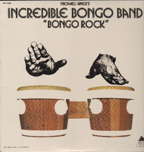 Incredible Bongo Band - Bongo Rock: Dueling Bangos, In-A-Godda-Da-Vida, Bongo Rock '73, Let There Be Drums, Apache (vinyl LP record) - EX8/NM9 - LP Records