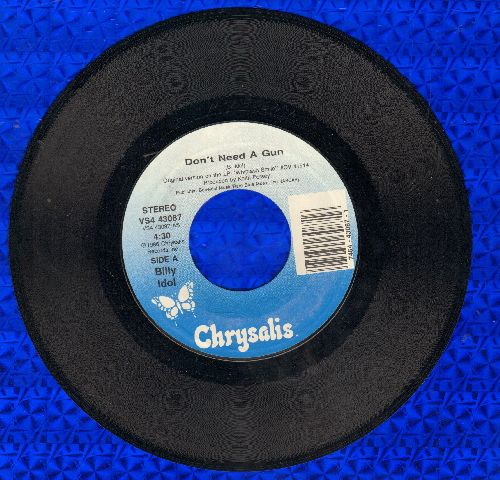 Idol, Billy - Don't Need A Gun/Fatal Charm - NM9/ - 45 rpm Records