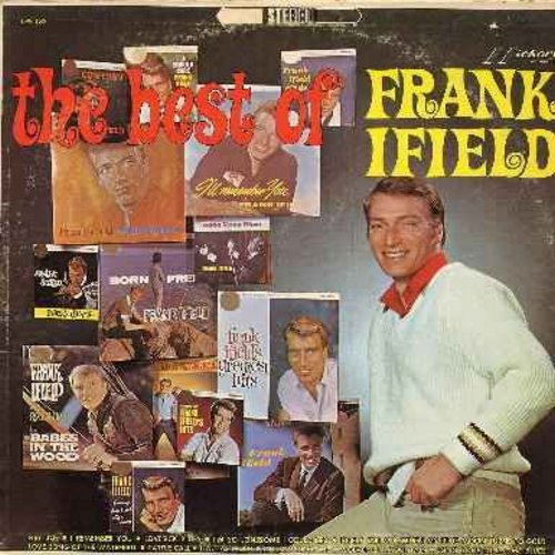 Ifield, Frank - Best Of: I Remember You, Hey Joe, Lovesick Blues, Half As Much, Long Gone Lonesome Blues (vinyl STEREO LP record) - NM9/VG7 - LP Records