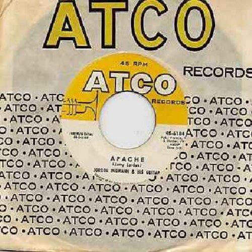 Ingmann, Jorgen - Apache/Echo Boogie (with vintage Atco company sleeve) - NM9/ - 45 rpm Records