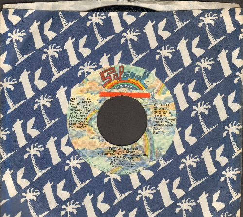 Instant Funk - Witch Doctor/I Want To Love You (with company sleeve) - NM9/ - 45 rpm Records