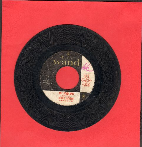 Jackson, Chuck - (I Wouldn't Have It) Any Other Way/Big New York (wol) - VG6/ - 45 rpm Records