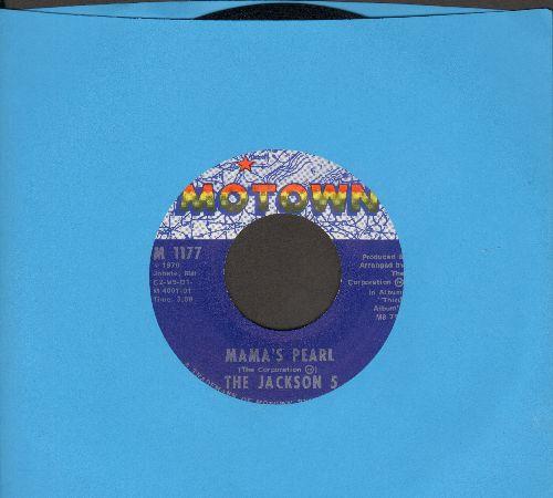Jackson 5 - Mama's Pearl/Darling Dear  - NM9/ - 45 rpm Records