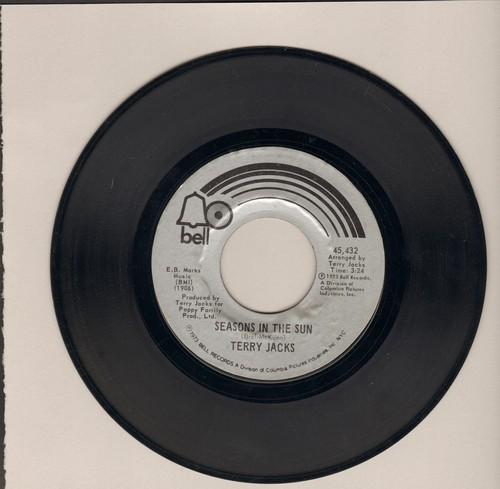 Jacks, Terry - Seasons In The Sun (We Had Joy, We Had Fun)/Put The Bone In  - EX8/ - 45 rpm Records