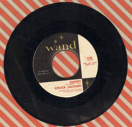 Jackson, Chuck - Candy/Shame On Me - NM9/ - 45 rpm Records