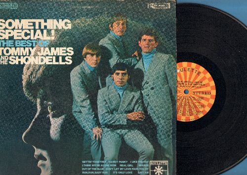 James, Tommy & The Shondells - Something Special! - The Best of Tommy James & The Shondells: Hanky Panky, I Think We're Alone Now, Don't Let My Love Pass You By, It's Only Love, Say I Am (vinyl LP record) - VG7/VG7 - LP Records