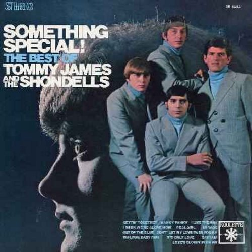 James, Tommy & The Shondells - Something Special! - The Best of Tommy James & The Shondells: Hanky Panky, I Think We're Alone Now, Don't Let My Love Pass You By, It's Only Love, Say I Am (vinyl LP record) - NM9/EX8 - LP Records