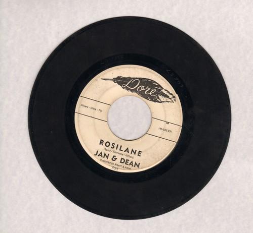 Jan & Dean - We Go Together/Rosie Lane  - VG7/ - 45 rpm Records